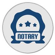 notary public icon