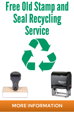 stamp and seal recycling