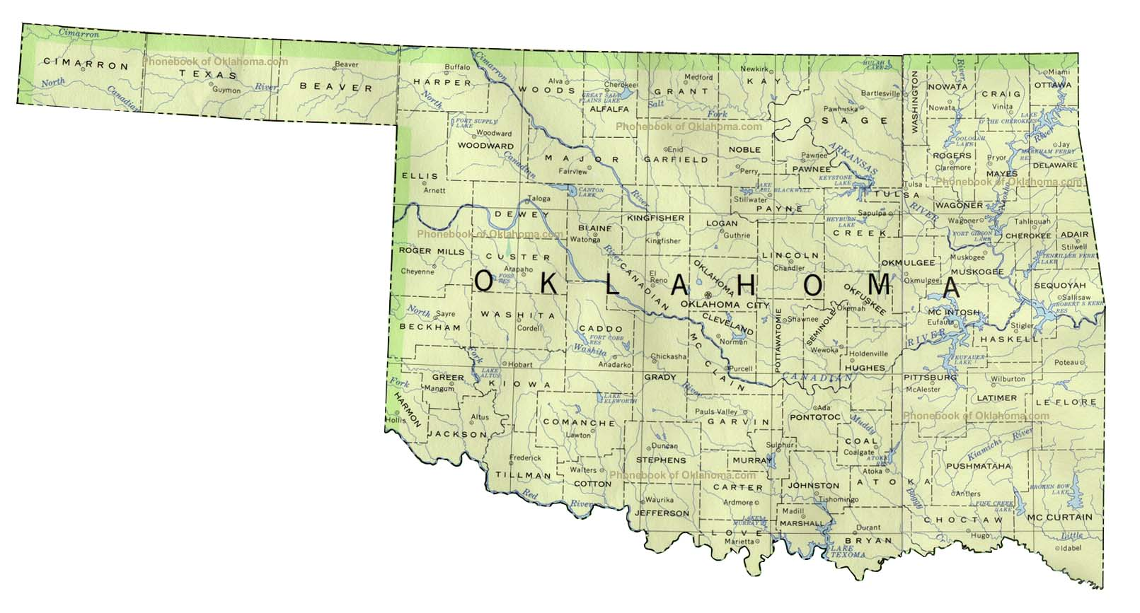 Getting The Right Oklahoma Notary Supplies